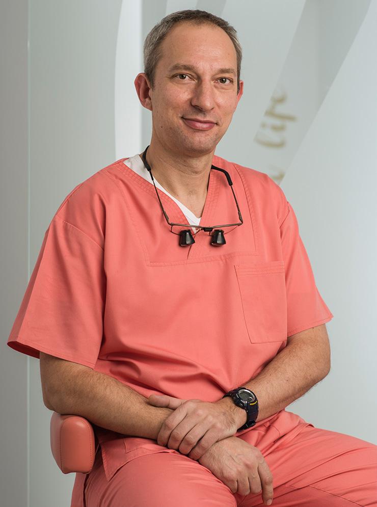 Dr. Johnny Caster
